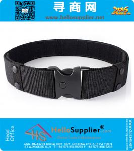 Adjustable Sport Tactical Belt Combat Rigger Militaria Military Waistbelt For long-lasting With Four Colors