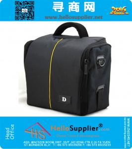 Rain Cover Waterproof Shoulder Video Camera Bag for Nikon DSLR D610 D90 D3300 D3200 D3100 D5300 D5200 D5100 D5000 D7100 D7000